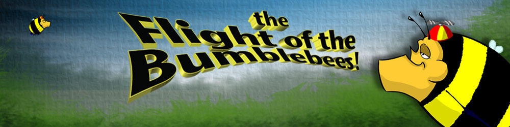 Flight of the Bumblebees! - Animated Short Film