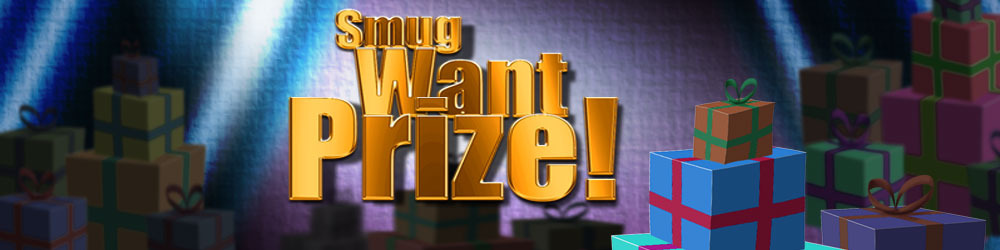 Smug Want Prize! - Animated Short Film