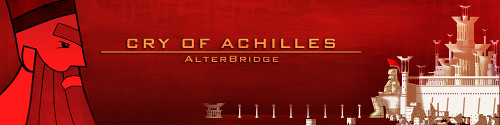 Alter Bridge - Cry of Achilles Music Video