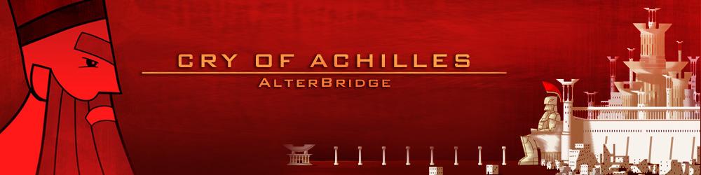 Alter Bridge - Cry of Achilles Music Video