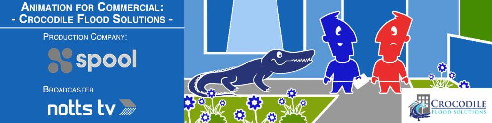 Crocodile Flood Solutions Commercial