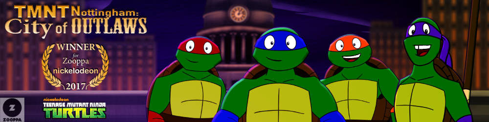 SiLee Films Animation TMNT Nottingham: City of Outlaws