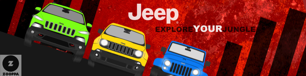 SiLee Films Jeep Animation Poster
