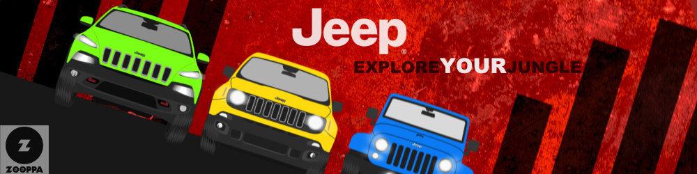 Jeep: Explore Your Jungle